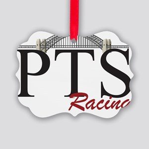 PTS Racing (sponsor) Picture Ornament