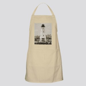 Gulfport Lighthouse Apron