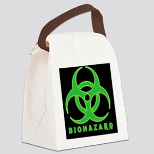 BioHazitouch4case Canvas Lunch Bag