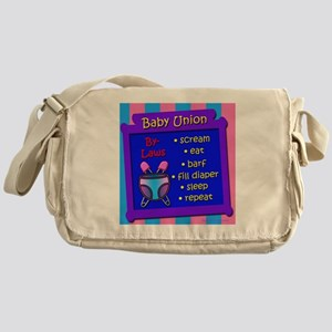 Baby Union By-Laws Messenger Bag