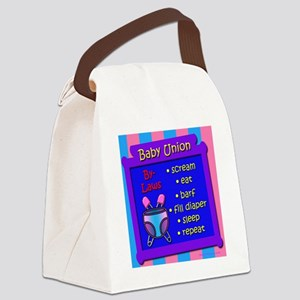 Baby Union By-Laws Canvas Lunch Bag