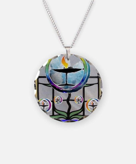 Unitarian 5 Necklace