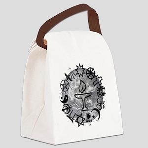 Unitarian 6 Canvas Lunch Bag