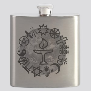 Unitarian 6 Flask