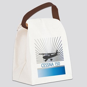 Aircraft Cessna 150 Canvas Lunch Bag