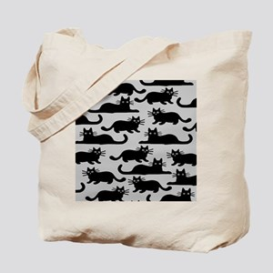 catspattern Tote Bag