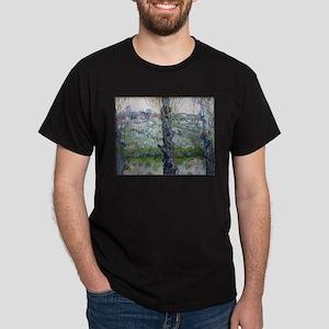 View of Arles, flowering orchards - Van Gogh - c18