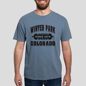 Winter Park Since 1978 Black T-Shirt
