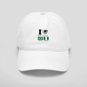 BRAZIL-NIGERIA Cap