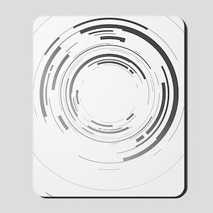 Abstract lens Mousepad