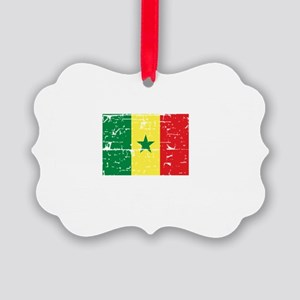 SENEGAL1 Picture Ornament