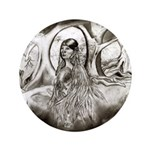 Cherokee Rose Trail of Tears Button