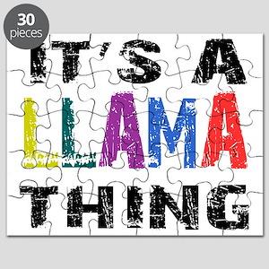 llamathing Puzzle