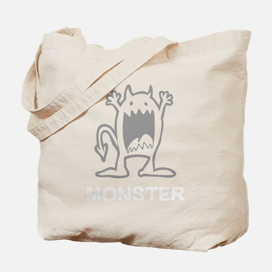 Burpee Monster Tote Bag