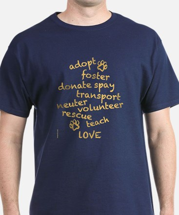 Helping Pets T-Shirt