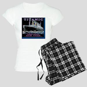 TG9WIneLabelold Women's Light Pajamas