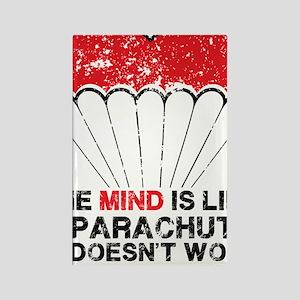 parachute Rectangle Magnet