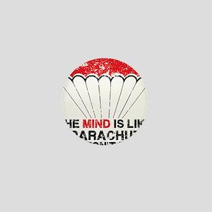 parachute Mini Button