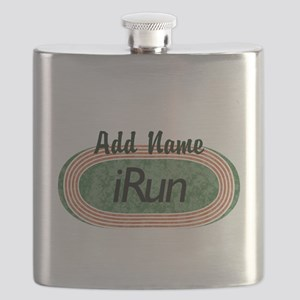 Track and Field iRun Flask