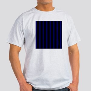 tileboxbluepinstripe Light T-Shirt