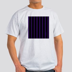 tileboxpurppinstripe Light T-Shirt