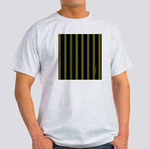tileboxyelopinstripe Light T-Shirt