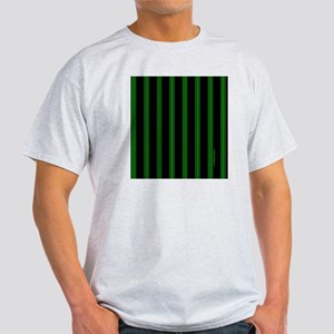 tileboxgrnpinstripe Light T-Shirt