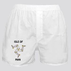Isle of Man Boxer Shorts