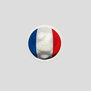 France Football Mini Button