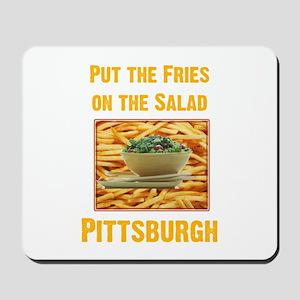 Fries Mousepad