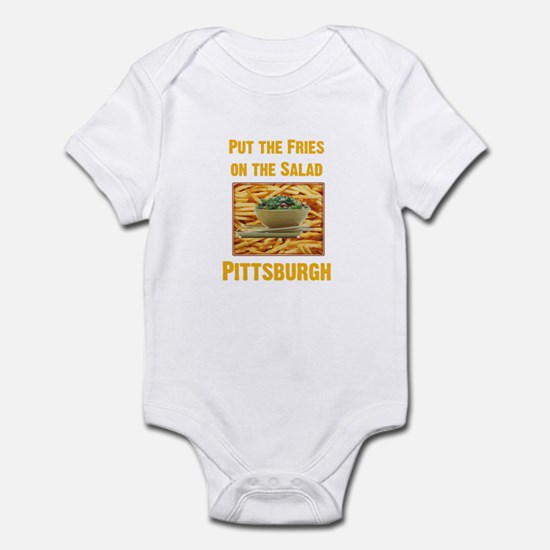 Fries Infant Bodysuit