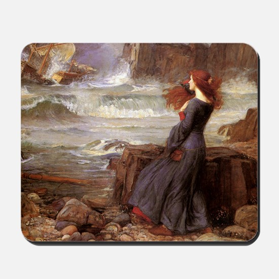 Miranda The Tempest Mousepad