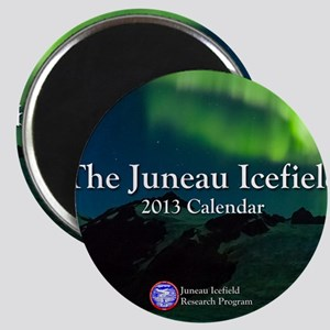 2013.A Juneau Icefield Calendar Cover Magnet