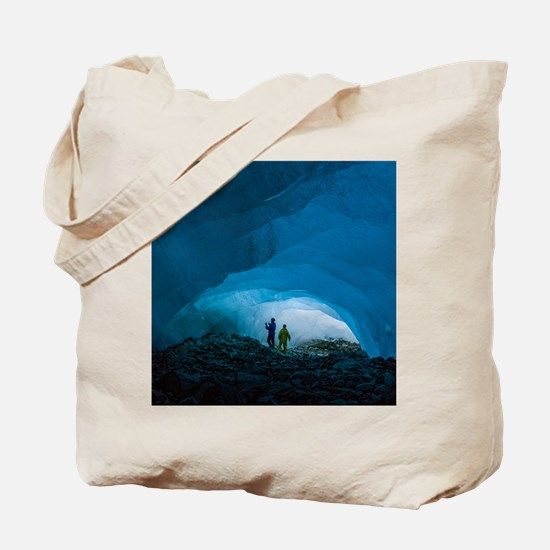 2013.04 Ice Cave Tote Bag