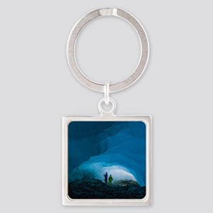 2013.04 Ice Cave Square Keychain
