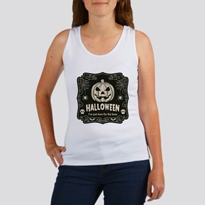 Here For The Boos Women's Tank Top