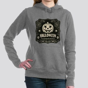 Here For The Boos Women's Hooded Sweatshirt
