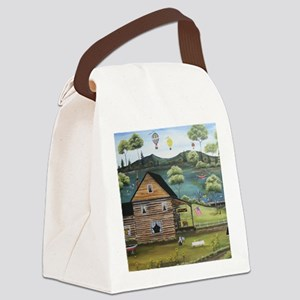 Micks Cove Canvas Lunch Bag