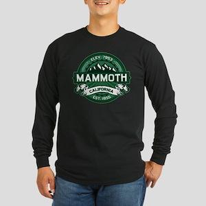 Mammoth Forest Long Sleeve Dark T-Shirt