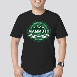 Mammoth Forest Men's Fitted T-Shirt (dark)