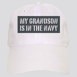 My Grandson is in the Navy Cap