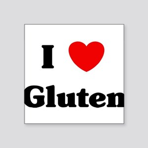 Gluten Sticker