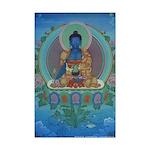 Medicine Buddha Mini Poster