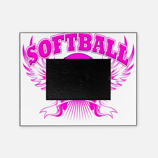 softball mom Picture Frame