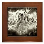 Cherokee Rose Trail of Tears Framed Tile