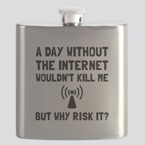 Risk It Internet Flask