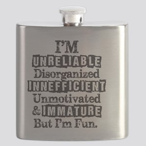 Im Unreliable Disorganized Inefficient Unmot Flask