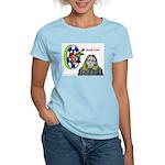 Bad Boss Bull's Eye Women's Light T-Shirt