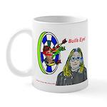 Bad Boss Bull's Eye Mug