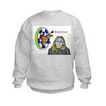 Bad Boss Bull's Eye Kids Sweatshirt